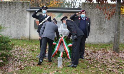 Questa mattina i Carabinieri di Lodi hanno ricordato i loro caduti