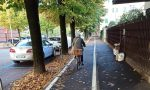 Colleg'Adda, nuovo attraversamento ciclabile tra viale Pavia e via Parini