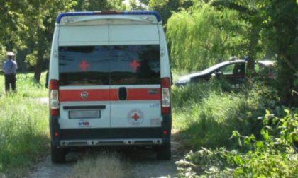 45enne precipita con l'ultraleggero nelle acque del Po, salvo per miracolo