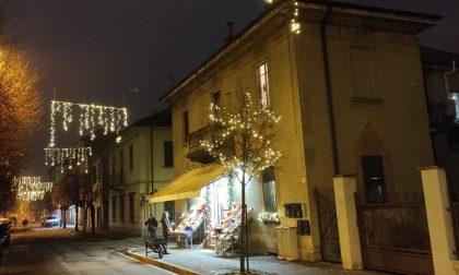 Il Lodigiano si accende per il Natale con luci che sanno di speranza FOTO