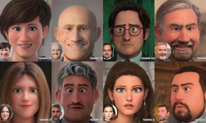 Personaggi famosi di Lodi: come sarebbero in versione cartoon