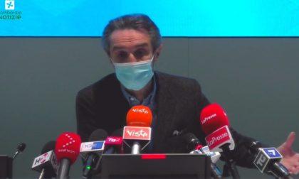 """Dati Lombardia, Fontana contrattacca: """"Non abbiamo sbagliato. Problemi nell'algoritmo dell'Iss"""""""