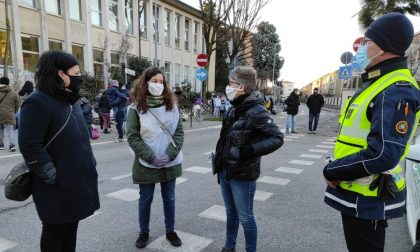 """Prima """"zona scolastica"""", il sindaco Casanova in visita alla Don Gnocchi"""