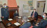 Visita del Prefetto di Lodi ai reparti della Guardia di Finanza lodigiani