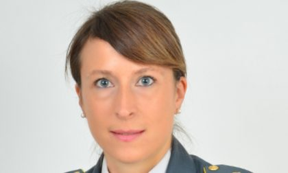 È Carla D'Angelo il nuovo Comandante della Guardia di Finanza di Lodi