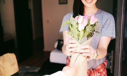 """San Valentino: a Lodi bastano 20 euro per dire """"Ti Amo"""" con un mazzo di fiori"""