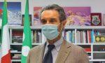 """L'annuncio di Fontana: """"La Lombardia resta in zona gialla"""""""