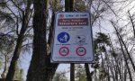 """Controlli al parco Margherita Hack, la Lega risponde alle critiche sui cartelli """"della discordia"""""""