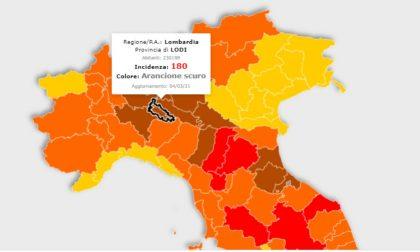 Da oggi arancione rinforzato, scuole (ancora) chiuse: nella Bassa impennata di chiamate al 118