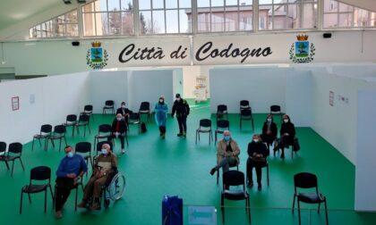 Inaugurato oggi il nuovo centro vaccini di Codogno, Bertolaso e Foroni presenti