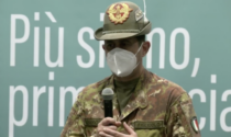 """Generale Figliuolo in Lombardia: """"Domani si passa al sistema di Poste Italiane"""""""