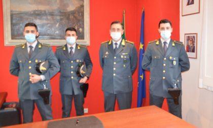 La Guardia di finanza di Lodi ha tre nuovi finanzieri