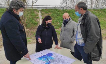 Roggia Molina, al via i lavori per una miglior difesa dalle piene dell'Adda
