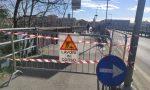 Iniziati i lavori per le passerelle ponte sull'Adda