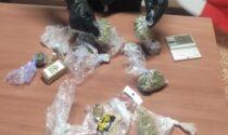 """Seqrestati 322 grammi di droga, spacciatori trovati anche con la pericolosissima """"shaboo"""""""