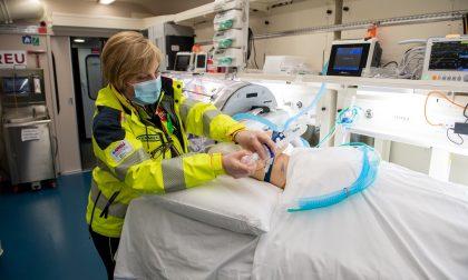 Parte dalla Lombardia il primo treno sanitario per l'emergenza Covid