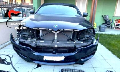 Rubavano componenti d'auto costose, presa la banda che colpì anche a Lodi