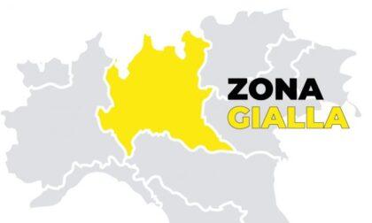 Lombardia in zona gialla da lunedì, la valle d'Aosta passa in arancione
