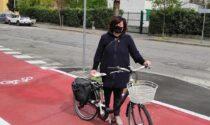 Pista ciclabile vie San Colombano, D'Acquisto e Sant'Angelo: lavori in dirittura d'arrivo