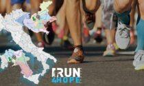 """""""Run For Hope"""", la staffetta contro il cancro che si conclude a Lodi"""