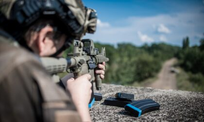 Da Lodi all'Ucraina orientale per combattere come mercenario