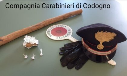 Denunciato spacciatore sorpreso a vendere cocaina dai Carabinieri di Codogno
