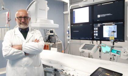 All'Ospedale Maggiore di Lodi eseguito un delicato intervento di rivascolarizzazione con assistenza ventricolare