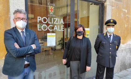 In piazza Broletto a Lodi aperto un nuovo sportello di Polizia locale