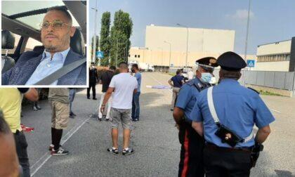 Dopo gli scontri di Tavazzano investito e ucciso il sindacalista coordinatore di Si Cobas