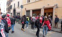 Scontri a Tavazzano, SiCobas e lavoratori della logistica incontrano il Prefetto