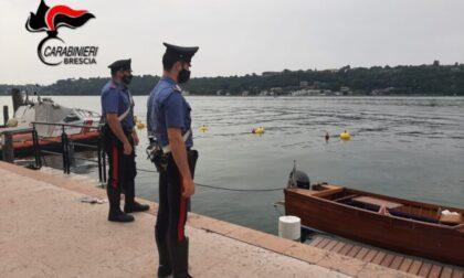 Barca travolta da motoscafo sul Lago di Garda: morti un 37enne e una 25enne