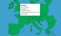 Vacanze in Europa 2021: ecco la mappa interattiva con tutte le regole d'ingresso nei Paesi UE (e Inghilterra)