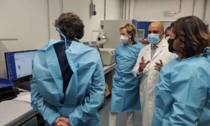 """Moratti a Lodi: """"Parco Tecnologico Padano e Istituto Zooprofilattico importanti per contrastare pandemia"""""""
