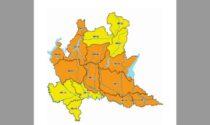 Rischio forti temporali, allerta meteo anche per domani nel Lodigiano