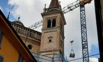 Quasi conclusi i lavori di restauro del Tempio dell'Incoronataa Lodi