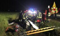 Tragico incidente nel Pavese, 51enne perde la vita ribaltandosi in un fosso