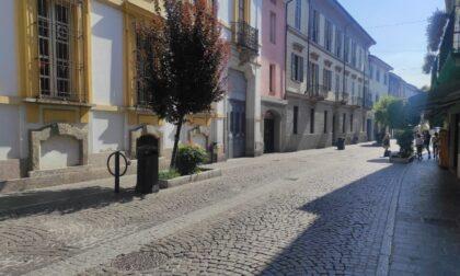 Corso Vittorio Emanuele II: alle battute finali la riqualificazione della pavimentazione
