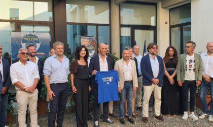 Elezioni Comunali Codogno 2021: Fratelli d'Italia presenta la lista per Francesco Passerini Sindaco