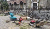 Cimiteri cittadini, avviate le operazioni di pulizia e manutenzione