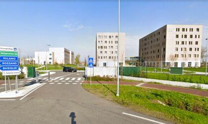 Humanitas, due persone morte intossicate nel deposito di azoto